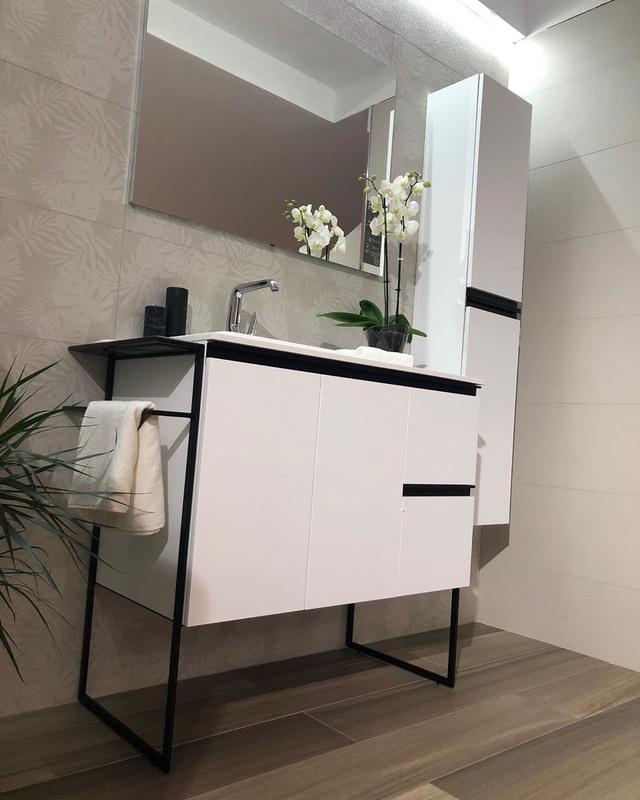 Мебель для ванной комнаты-Мебель для ванной «Модель 3»-фото2