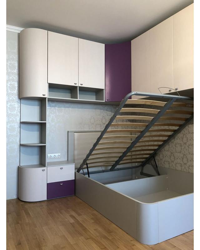 Мебель для спальни-Спальня «Модель 60»-фото1