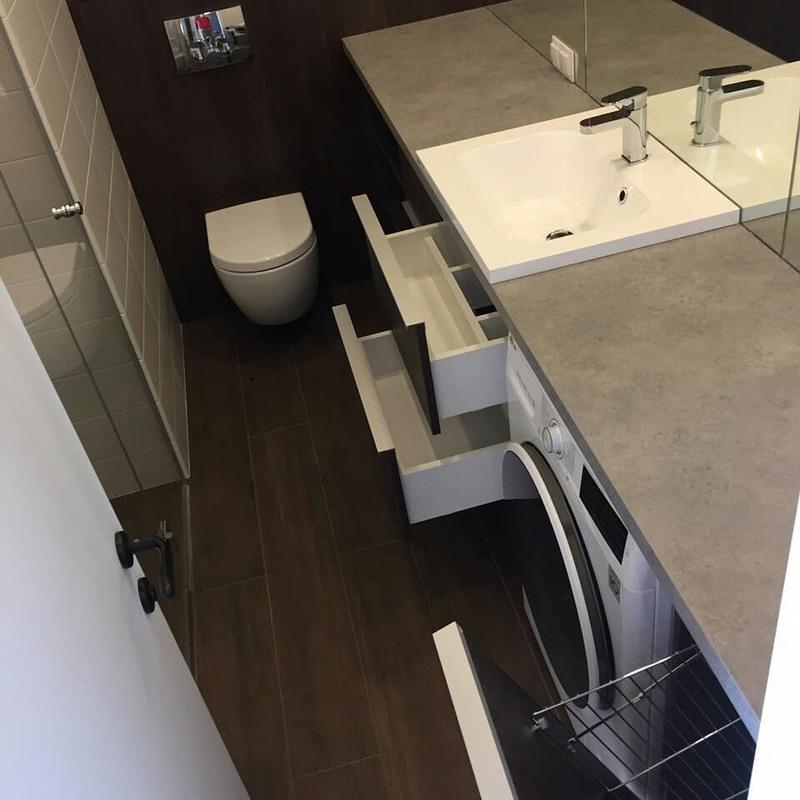 Мебель для ванной комнаты-Мебель для ванной «Модель 70»-фото4