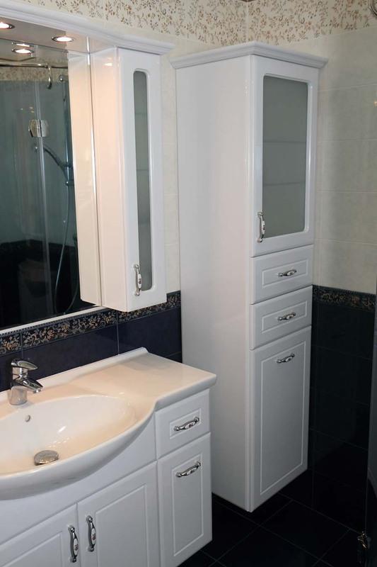 Мебель для ванной комнаты-Мебель для ванной «Модель 81»-фото1