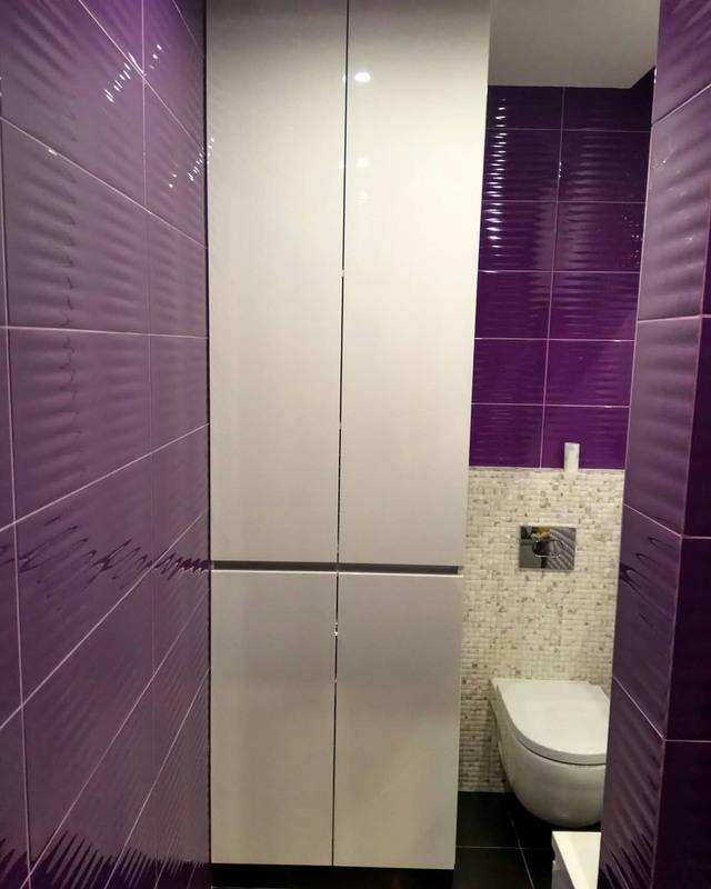 Мебель для ванной комнаты-Мебель для ванной «Модель 85»-фото1