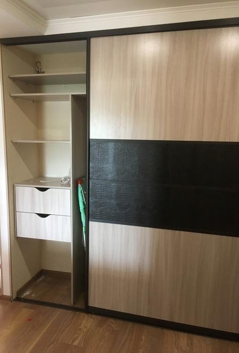 Встроенные шкафы-купе-Комбинированный шкаф-купе «Модель 31»-фото3