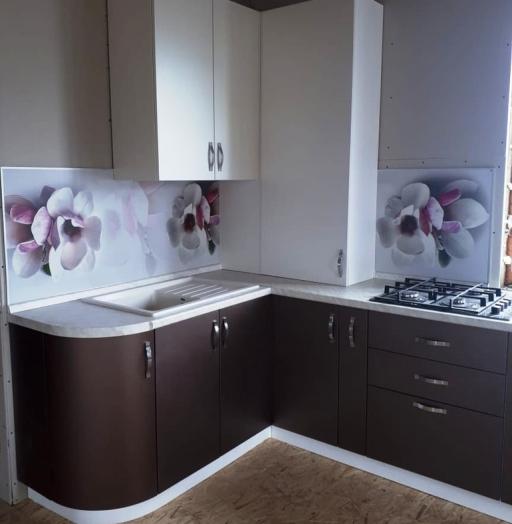 -Кухня из пластика «Модель 392»-фото8