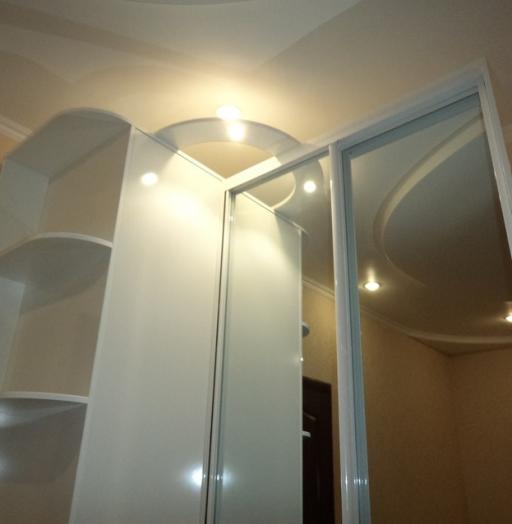 -Шкаф-купе с зеркалом «Модель 370»-фото16