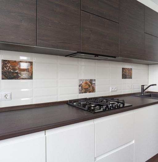 -Кухня МДФ в эмали «Модель 6»-фото5