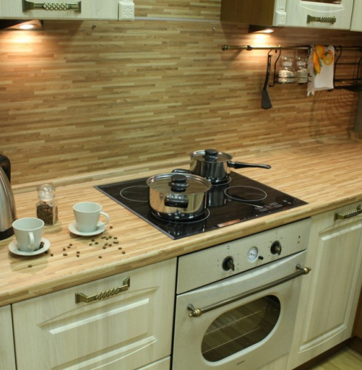 -Кухня МДФ в ПВХ «Модель 128»-фото25
